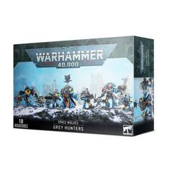 Warhammer 40K: Space Wolves - Grey Hunters
