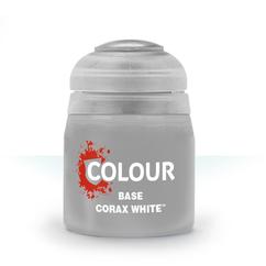 Citadel Colour Base Paint: Corax White (12ml)