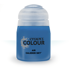 Citadel Colour Air Paint: Caledor Sky (24ml)
