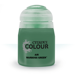 Citadel Colour Air Paint: Warboss Green (24ml)