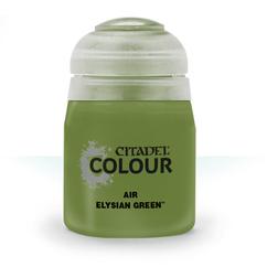 Citadel Colour Air Paint: Elysian Green (24ml)