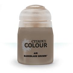 Citadel Colour Air Paint: Baneblade Brown (24ml)