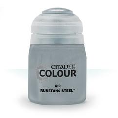 Citadel Colour Air Paint: Runefang Steel (24ml)