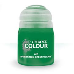 Citadel Colour Air Paint: Mortarion Green Clear (24ml)