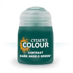 Citadel Colour Contrast: Dark Angels Green (18ml)