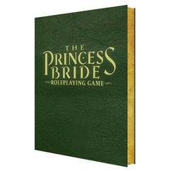 The Princess Bride RPG (Deluxe Edition) (Hardcover)