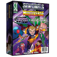 Sentinels of the Multiverse: Shattered Timelines & Wrath of the Cosmos Double Expansion