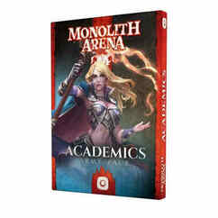 Monolith Arena: Academics Army Pack