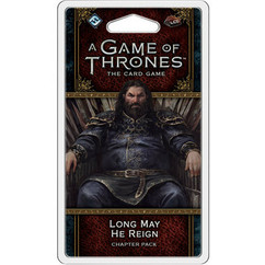 A Game of Thrones LCG 2nd Edition: Long May He Reign Chapter Pack