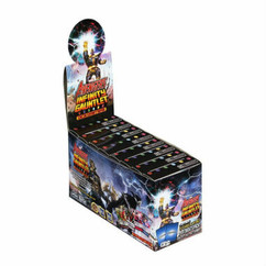 Marvel Dice Masters: Avengers Infinity Gauntlet Booster Display
