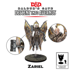 Dungeons & Dragons Miniatures: Collector's Series - Zariel