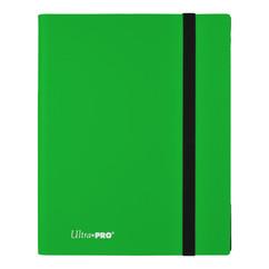 Ultra Pro Binder: Eclipse - Lime Green (9-Pocket)