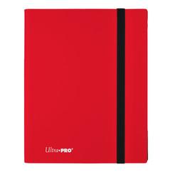 Ultra Pro Binder: Eclipse - Apple Red (9-Pocket)