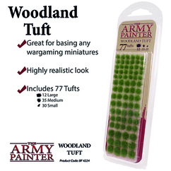 The Army Painter: Battlefields - Woodland Tuft (2019)