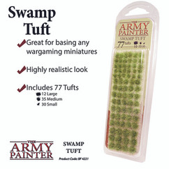 The Army Painter: Battlefields - Swamp Tuft (2019)