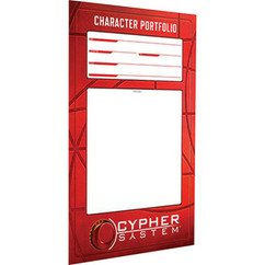 Cypher System RPG 2nd Edition: Character Portfolio