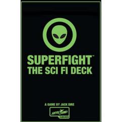 Superfight: The Sci Fi Deck