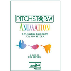 Pitchstorm: Animation Expansion