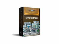 Infinity: Salvora Governmental Complex Scenery Pack