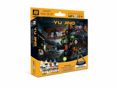 Infinity: Yu Jing - Paint Set w/ Exclusive Miniature