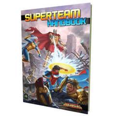 Mutants & Masterminds Third Edition RPG: Superteam Handbook