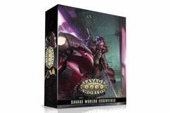 Savage Worlds RPG: Adventure Edition - Savage Worlds Essentials Boxed Set