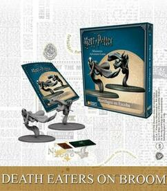 Harry Potter Miniatures Game: Death Eaters on Broom