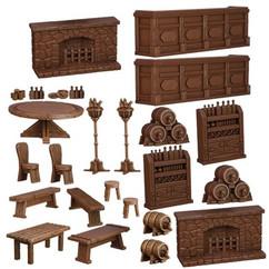 Terrain Crate: Tavern (PREORDER)