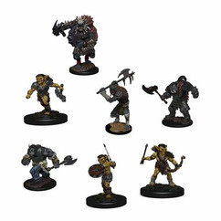 Dungeons & Dragons: Icons of the Realms - Village Raiders Monster Pack