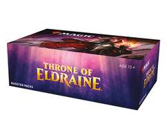 Magic: The Gathering - Throne of Eldraine Booster Box