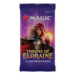 Magic: The Gathering - Throne of Eldraine Booster Pack
