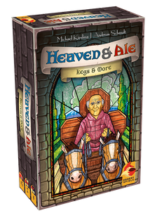 Heaven & Ale: Kegs & More Expansion