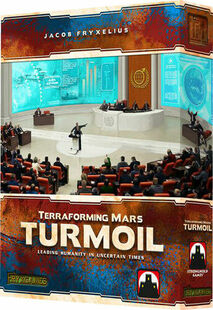 Terraforming Mars: Turmoil Expansion