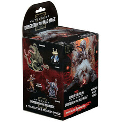 Dungeons & Dragons Miniatures: Icons of the Realms - Waterdeep Dungeon of the Mad Mage Booster Pack
