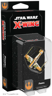 Star Wars X-Wing 2nd Edition: Fireball Expansion Pack