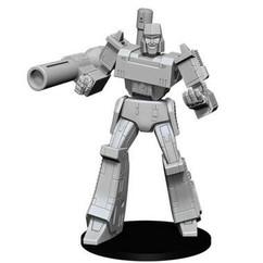 Transformers Deep Cuts Unpainted Miniatures: Megatron