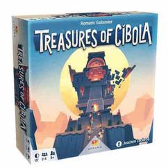 Treasures of Cibola