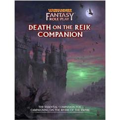 Warhammer Fantasy RPG: Death on the Reik Companion