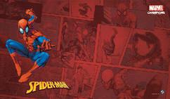 Marvel Champions LCG - Spider-Man Game Mat