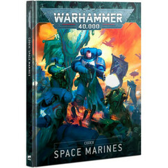 Warhammer 40K: Codex - Space Marines (Hardcover)