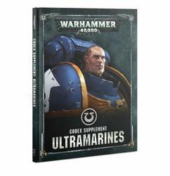 Warhammer 40K: Codex Supplement - Ultramarines