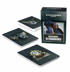 Warhammer 40K: Datacards - Ultramarines