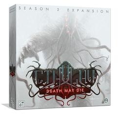 Cthulhu: Death May Die - Season 2 Expansion