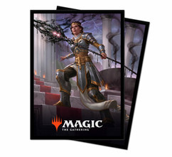 Ultra Pro Sleeves: Magic: The Gathering - Theros Beyond Death Elspeth, Sun's Nemesis (100ct)