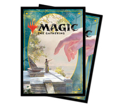 Ultra Pro Sleeves: Magic: The Gathering - January 2020 'Card Back' V4 (100ct)