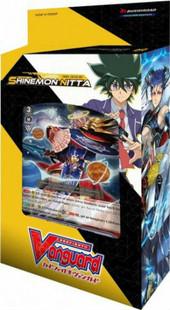Cardfight!! Vanguard: V - Set 7 - Shinemon Nitta Trial Deck 09