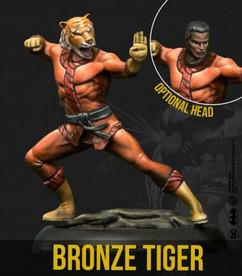 Batman Miniature Game: Bronze Tiger (Resin)