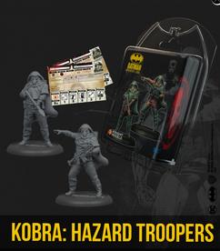 Batman Miniature Game: Kobra Hazard Troopers (Resin)