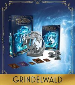 Fantastic Beasts: The Crimes of Grindelwald Miniatures Game: Grindelwald