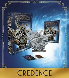 Fantastic Beasts: The Crimes of Grindelwald Miniatures Game: Credence Barebone